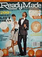 2009 January - Ready Made cover