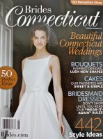 2010 Spring/Summer - Brides Connecticut cover