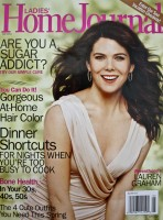 2011 May - Ladies' Home Journal cover