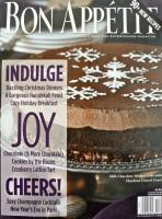 2004 December Bon Appetit cover