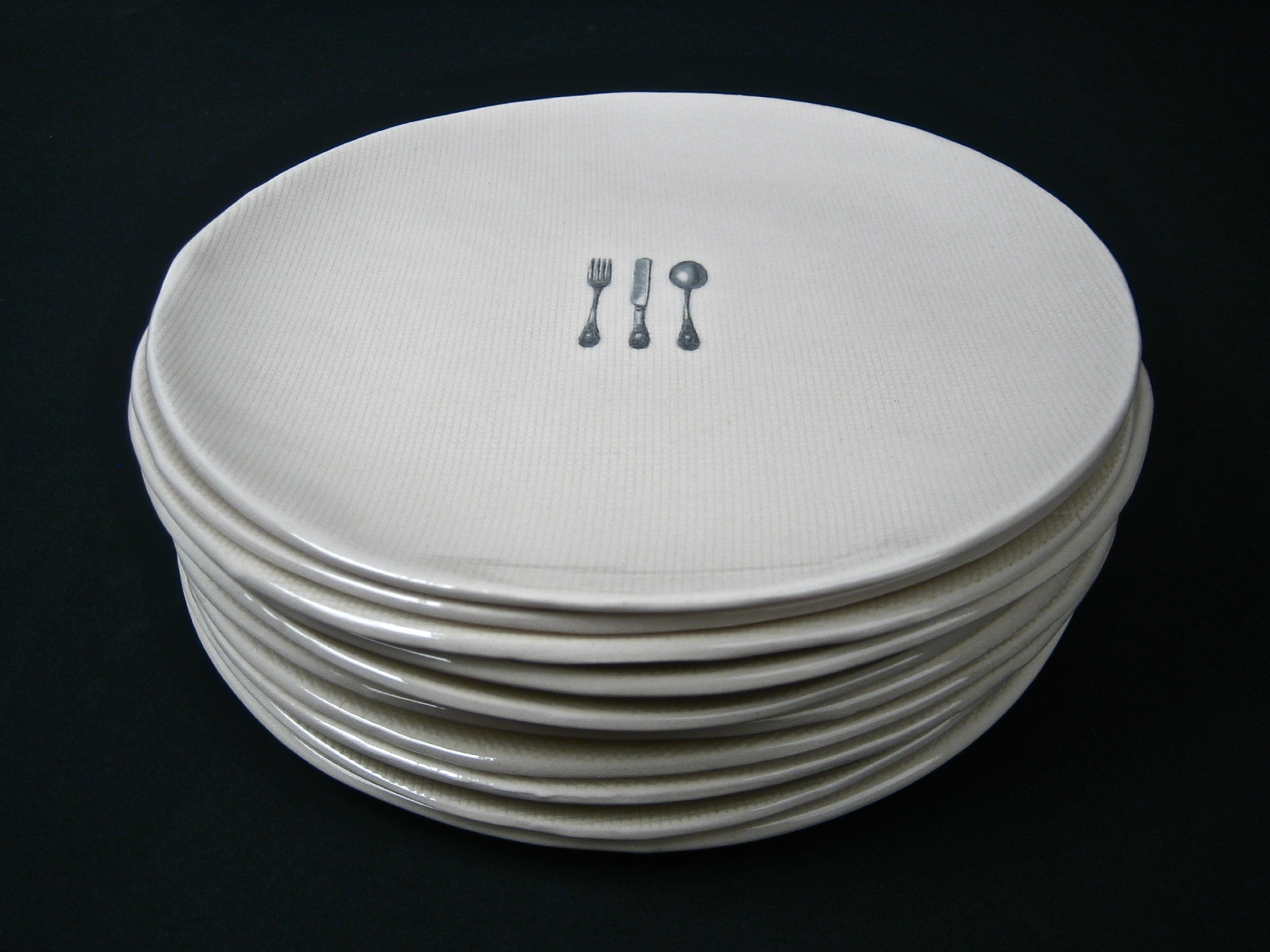 gallery home. : plate tableware - pezcame.com