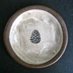 plate by rae dunn.
