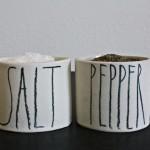 salt + pepper.