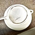 porcelain dish by rae dunn.