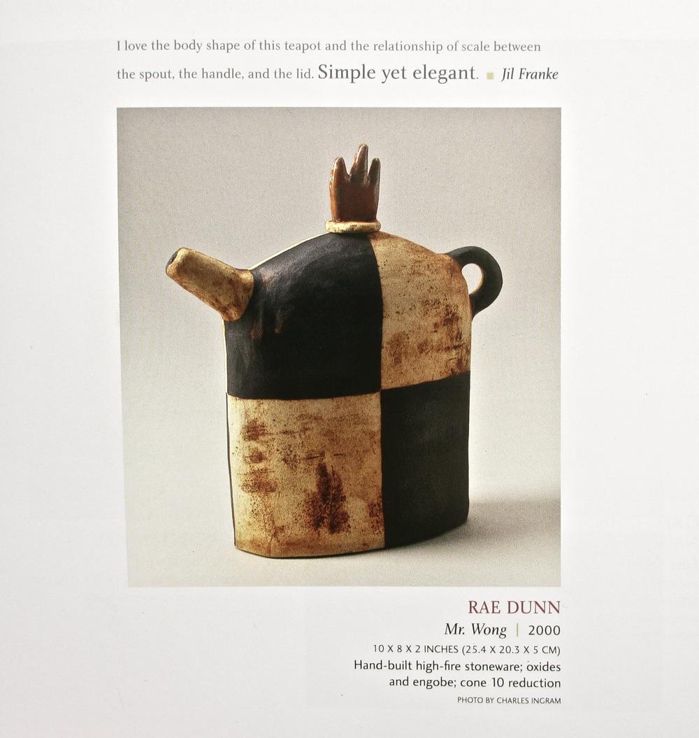 mr. wong – Rae Dunn … clay - Fine Handmade Pottery