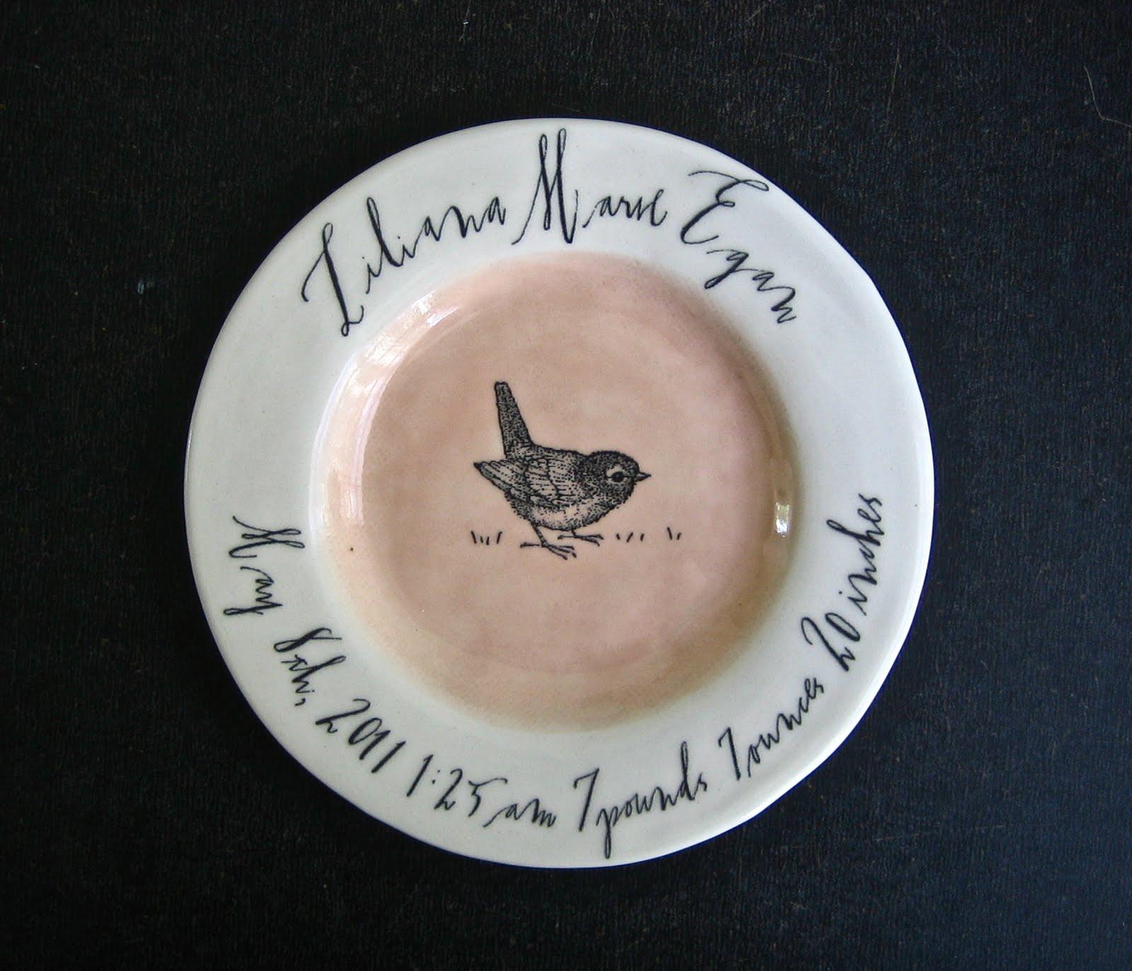 Clay rae dunn clay for Linea carta canape plates